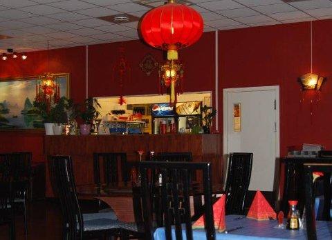 KINA ALA NORGE: Nan Wan Garden på kjøpesenteret Down Town tilbyr retter fra det norsk-kinesiske kjøkken i sin store restaurant.