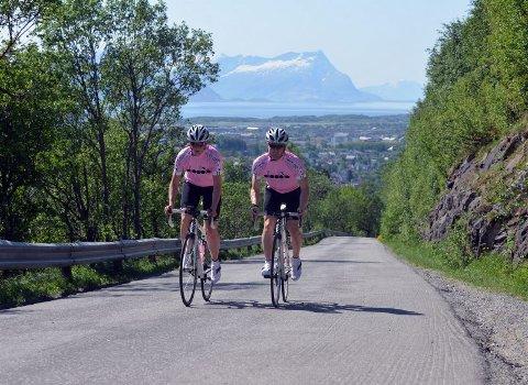 Geir og Bente Haukås.