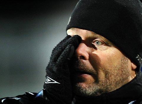 IKKE VIDERE: Roar Johansen får ikke fornyet kontrakten med Sarpsborg 08. (Foto: Jarl M. Andersen)