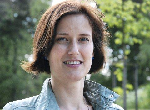 Ragnhild Schei, psykologspesialist.