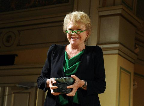 Eva Joly fikk onsdag Sofieprisen 2012
