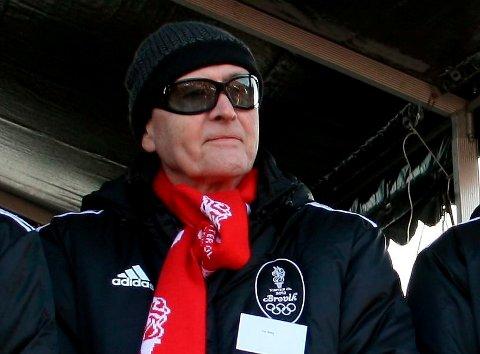 Den tidligere landslagstreneren på skøyter, Tor Berg, var en av hedersgjestene til Brevik Olympiske Komité under Vinter-OL i Brevik. ? Dette OL var en fantastisk opplevelse, sier Berg.