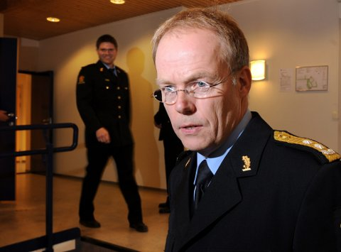 Politimester Johan Martin Welhaven