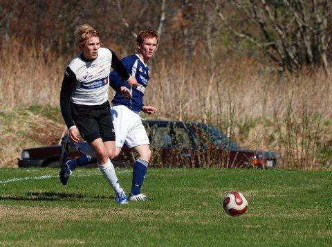 Steffen Nilsen, som har en fortid i Sortland, er klar for FK Lofoten. - Klubben har mange gode tekniske og raske spillere. Jeg tror det blir veldig bra, sier Nilsen. Foto: Privat
