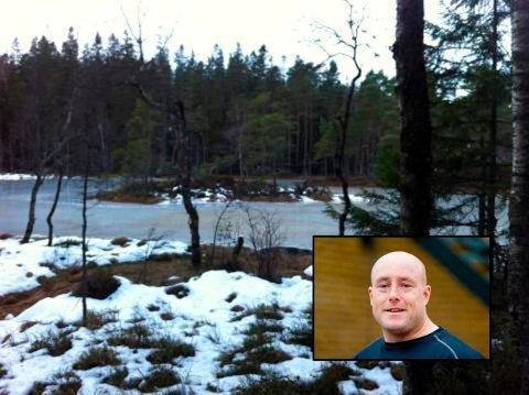 Den savnede Håkon Andersen er nå funnet død i terrenget ved Budalsvika.