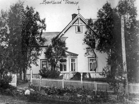 SKREKKENS HUS: Barneherberget Bjørklund lå i Petersborggata 7.