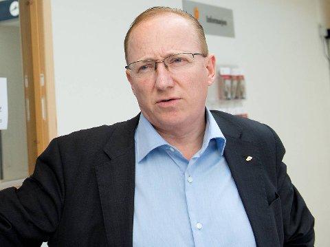 Gjermund Hagesæter er mot et OL i Oslo.