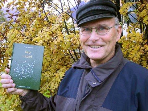 POET Diktbøkene til Helge Stangnes er sannsynligvis landets mest solgte. Nå er han ute med ei ny diktsamling, «Frø i vind».