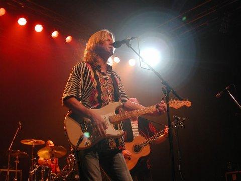 """Sitt beste.  Hellbillies ga ut sitt beste album med """"Niende"""". De gjorde også en veldig bra konsert under Sommerdagan i Meløy.  Foto: Rune Slyngstad"""