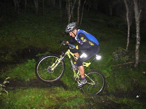 UTFORDRING:  ? Mange har etterlyst en enda større utfordring i Værstingen, sier Tom Eriksen i Mosjøen og Omegn Cycleklubb.