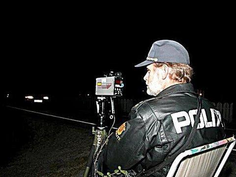 En person mistet seritikatet vedkommende hadde hatt i hele seks dager da politiet holdt fartskontroll i Gulsetringen torsdag.