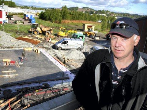 OPPGITT: Arild Christiansen, fagkoordinator byggfag, Skedsmo vgs.