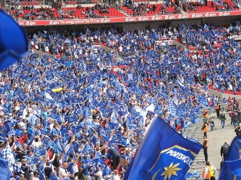 Portsmouth har en siste sjanse til å holde liv i håpet om klare seg i Championship. Vi tror supporterne får grunn til jubel i kveld.