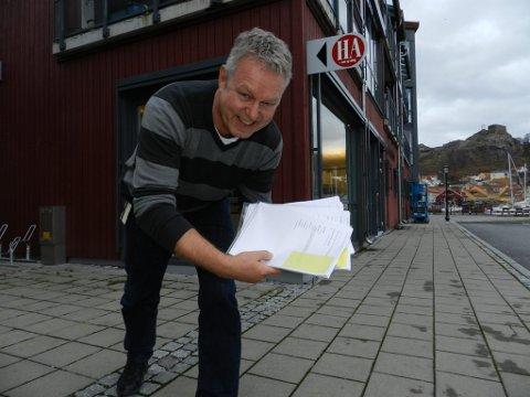 """Det er mange ildsjeler som fortjener nominasjon til prisen """"Årets ildsjel"""". Hans-Petter Kjøge, ansvarlig redaktør i HA, vil ha DINE forslag."""