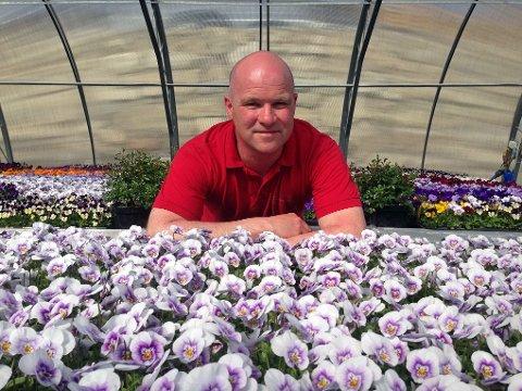 INSPIRASJON: Gartner Bjørn Ivar Kristoffersen gir deg gode hagetips. Se våre tre inspirasjonsvideoer!