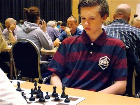 Henrik Øie gjør det bra i sjakk-NM.