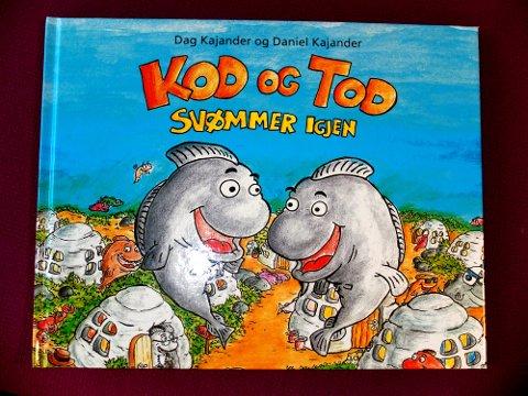 Dag Kajanders bok  «Kod og Tod svømmer igjen»