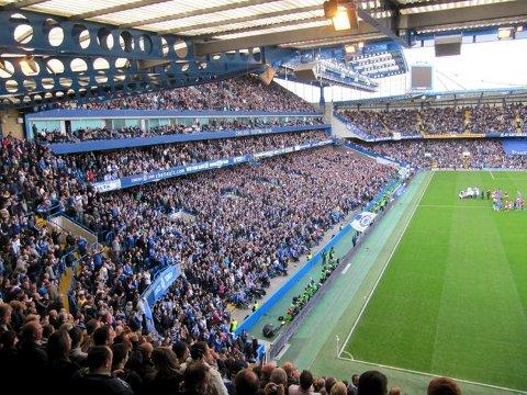 Chelsea møter Arsenal.