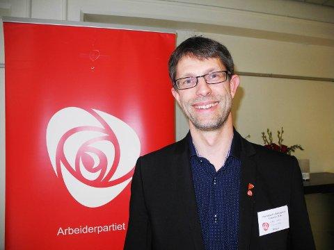 Hans-Erik Ringkjøb er odførar på Voss