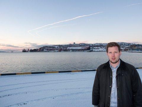 Maritim leder i Narvik Havn, Øistein Kaarbø, forteller om mange dykkere som ønsker å gå ned på vrakene.