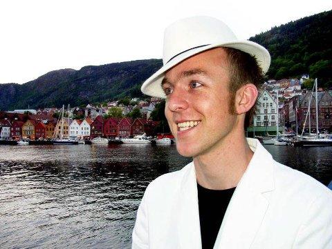 ? Det braker løs på onsdag 14. januar. Da skal vi ha Bergen Gay Galla på det nye stedet, sier konseptansvarlig Kristian Stakset-Gundersen (arkivbilde).