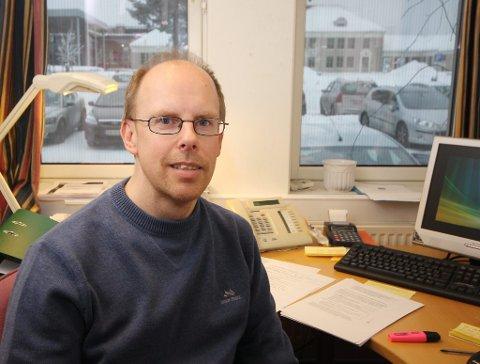 BRUKERUNDERSØKELSE: Prosjektleder Tom Solås i Kongsvinger kommune håper at så mange som mulig vil delta i undersøkelsen.