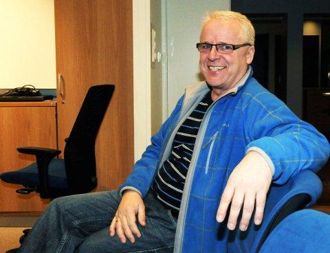 Steve Haugerud i Norwegian?Graphite er glad for at formannskapet vil inngå avtale med selskapet.