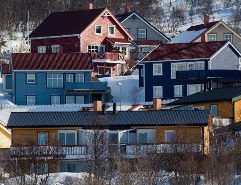 MANGLENDE BOLIGBYGGING: Tromsø opplever nå den største boligsosiale krisa i moderne tid, hevder artikkelforfatteren.Illustrasjonsfoto: Ole Åsheim