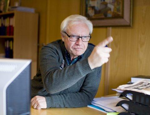 Øystein Østgaard: Ordføreren i byen skal etter sigende ha tuklet på Yohanna, og er redd Glåmdalen skal avsløre tafsingen under konserten på Scene U.