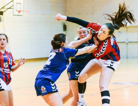Tap: Anna Nordaunet og Fram-damene fikk ikke taket på Pors som vant seriefinalen med sju mål til slutt.