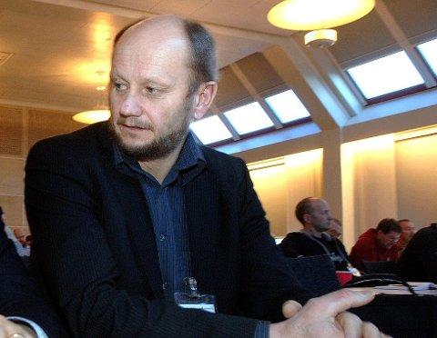 På tirsdagens generalforsamling i Inspiria Science Center ble Stein Lier-Hansen (bildet) valgt til ny styreleder, mens Geir Endregard ble ansatt som ny administrerende direktør. (Foto: Terje Pedersen, ANB)