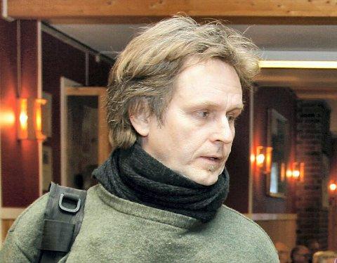 ULVEFORSKER: Petter Wabakken.