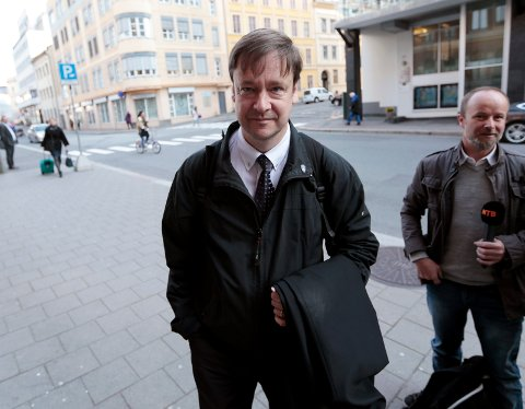 Advokat: John Christian Elden.