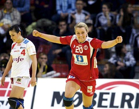 Det blir ingen Isabel Blanco i norsk landslagsdrakt når landslaget møter Kroatia to ganger i neste uke.