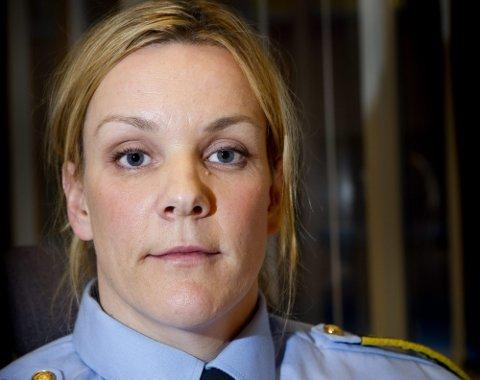 VARSLER ARBEIDSGIVERE: Politiinspektør Kjersti Guåker i Romerike politidistrikt.