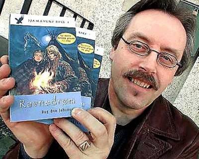 Dag Ove Johansens bok «Ravnedrøm» lanseres nå på samisk. Boka er den første i en serie på 12 bind som handler om samers utvandring til Alaska.