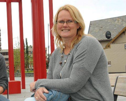 Berit Nordseth Moen er glad for at hun får møte statsminister Solberg tirsdag ettermidag.