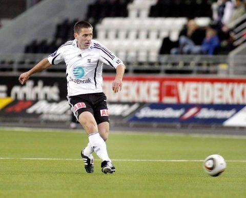 TILBAKE: Tommy Svindal Larsen har vist god form, og får starte mot Rosenborg. Alt tyder også på at Torjus Hansén er tilbake på laget søndag kveld.