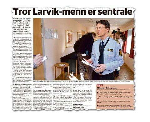 1481aebc8 Østlands-Posten - Håper på helg uten overdoser