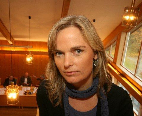 Fylkesleiar i Venstre, Mona Haugland Hellesnes. Arkivfoto: Johs H. Sekse