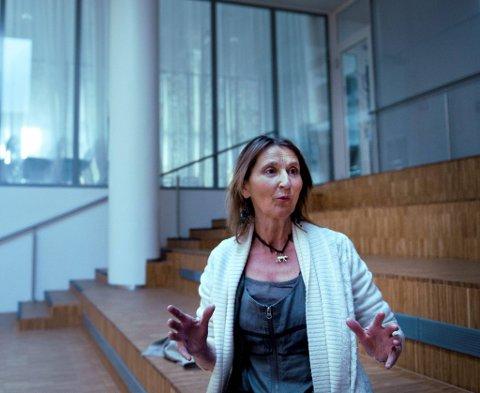 Kronikkforfatter: skuespiller og dramatiker Gro Ann Uthaug.