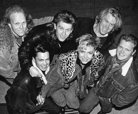 Tomboy, slik de så ut i 1989.