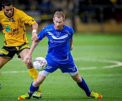 Michael Røn valgte Kråkerøy som sin neste klubb. (Foto: Thomas Andersen)