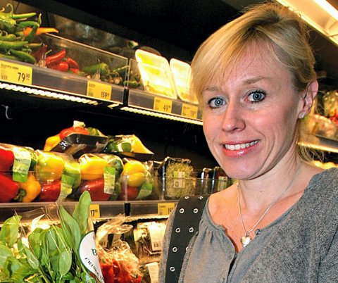 MER   Matforsker Annechen Bugge tror at matblogger er et fenomen som vil øke i tiden framover.  Morgan Andersen   foto
