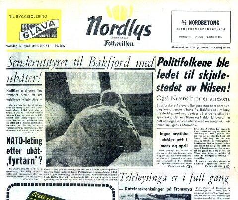 """13. april bringer Nordlys siste nytt fra etterforskningen i """"Mystikkens og uhyggens fjord""""."""