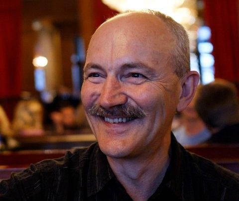 SJØRØVER: Rune Blix Hagen skal fortelle om kampen mot den forferdelige sjørøverkapteinen Jan Mendoza.