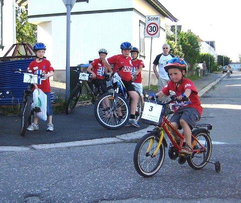 """BARNERITT: I Sør-Norge har """"Tour of Norway for kids"""" hatt stor suksess et par år. I vår kommer turneen til Mosjøen og Sandnessjøen."""