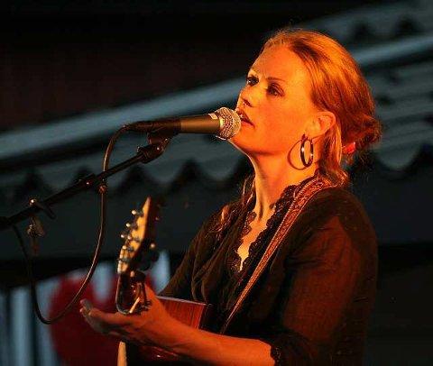 Fast: Unni Wilhelmsen sa allerede i fjor at hun kom tilbake denne sommeren. Nå gjør hun det med to konserter.
