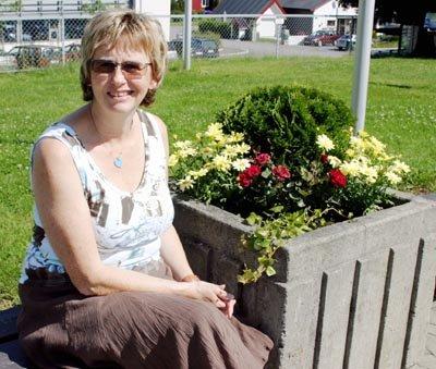 Seksjonsleder for barnehagene i Sørum, Mona Nicolaysen, håper folk benytter seg av barnehagetilbudet som er opprettet ved Sørvald alderspensjonat.