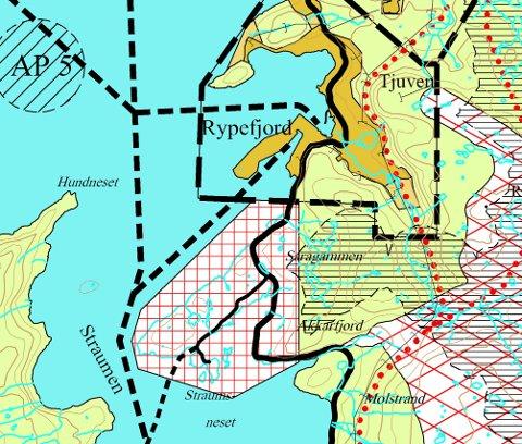 2010: Båndleggingen av Leirvika og Strømsnes til industri ble vedtatt 16. desember 2010, og reguleringsplanen vedtatt i mai i år.
